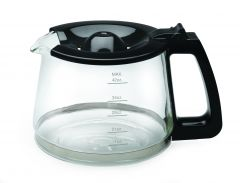 Glass Carafe with Lid #3352
