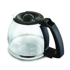 Glass Carafe with Lid #4464