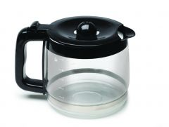 Glass Carafe with Lid #4477