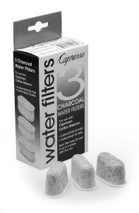 Charcoal Water Filters, CoffeeTEAM #4640.93